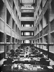 Frank Lloyd Wright's Larkin administrative building in Buffalo, NY (1906) (rosswolfe1) Tags: buffalo larkinbuilding franklloydwright modernarchitecture