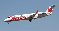 C-GJZZ (YYZ Kid) Tags: yyz canadair aircanada planespotting aircanadajazz cl600 cgjzz yyzlanding