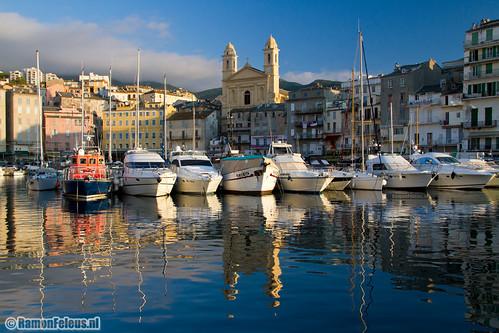 Port of Bastia, Corsica