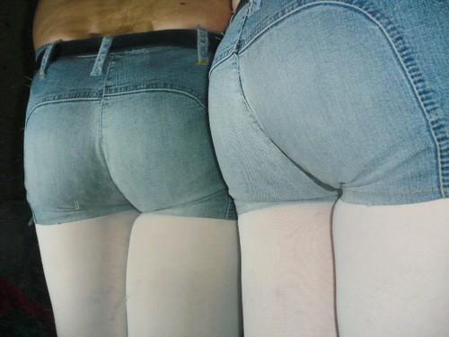 arsch auslecken knallenge jeans