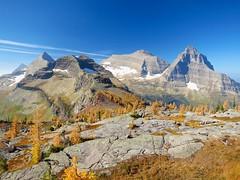 Kinnerly, Kintla, Peabody and Numa Peaks (jcoutside) Tags: montana backpacking glaciernationalpark