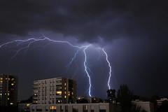 Orage Marseille le 06-10-13_005 (aups83) Tags: longexposure nightphotography storm rain night clouds marseille nikon pluie lightning nuages marseilles d90 foudre poselongue photographienuit
