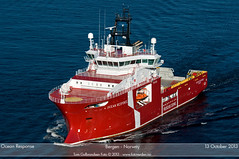 Ocean Response (Aviation & Maritime) Tags: norway offshore standby bergen firefighter fifi standbyvessel errv atlanticoffshoremanagement atlanticoffshore oceanresponse