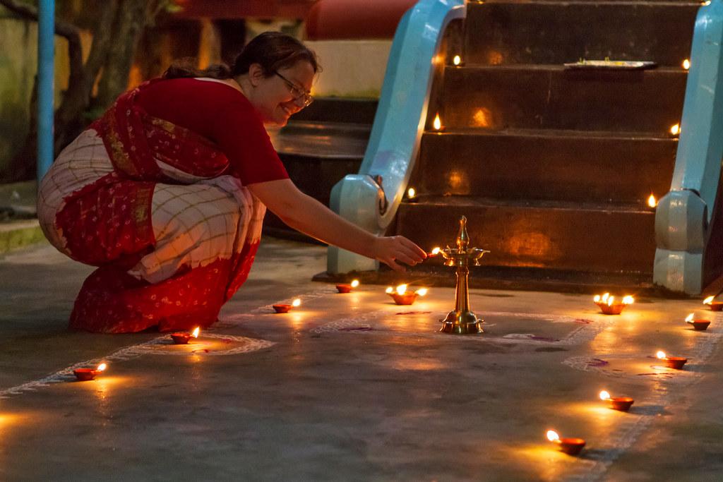 (Kris Kumar) Tags november india temple lowlight kerala diwali festivaloflights . & The Worldu0027s Best Photos of festivaloflights and kerala - Flickr ... azcodes.com