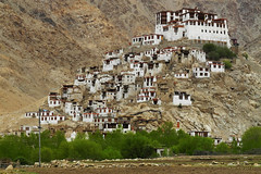 Chemrey Gompa - Ladakh (-AX-) Tags: india village himalaya btiment himalayas jk ladakh tibetanplateau chemrey chemreygompa