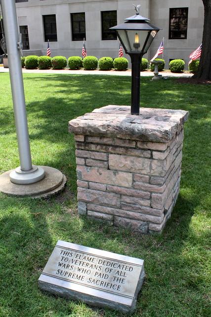 Veterans Flame - Jackson, TN