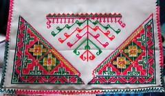 Buyi embroidery (MFinChina) Tags: china embroidery sewing traditional guizhou minority liuzhi buyi
