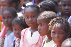 Girls' education is a priority for UNICEF Guinea (unicefguinea) Tags: unicef guinea education unicefguinea photocredittimothylarose