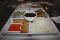 Bento (rxchxxl) Tags: california food chicken sushi japanese spring rice box roll bento rolls teriyaki