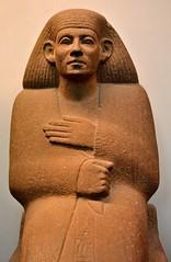 Egyptian Statue, British Museum (bodythongs) Tags: england sculpture man london art face statue stone museum hair hands ancient nikon arms egypt egyptian british antiquities heiroglyphs heiroglyphic d5100 bodythongs