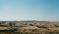 Little Sahara (α RAINYNEPTUNUS ω) Tags: film analog utah sand desert portra analogphotography sanddunes filmphotography kodakportra