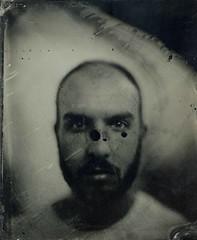 (slona) Tags: longexposure portrait ambrotype wetplate analogue collodion 10x12 2013 petzval