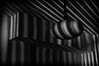 Light patterns (glukorizon) Tags: light blackandwhite abstract lamp monochrome wall dark licht pattern angle zwartwit wand ceiling round repetition bent straight curved vignetting donker plafond muur odc rond hoek recht patroon monochroom herhaling gebogen orderandchaos vignettering odc2 ourdailychallenge
