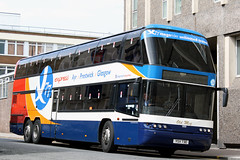 50130 YSV 730 (SV54 ELU) Old Meg (Cumberland Patriot) Tags: west buses scotland western stagecoach neoplan skyliner of ysv730 sc54elu