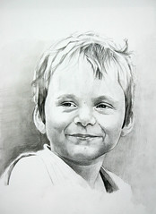 portret Tijmen de Boer (mark.algra) Tags: portret papier potlood getekend