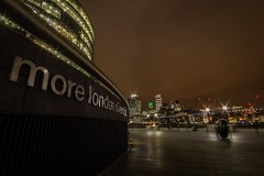 More London Riverside (Zibi_) Tags: sky london night canon lights riverside