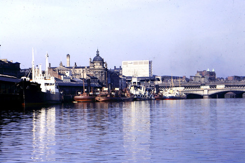 River Clyde looking East 1960s