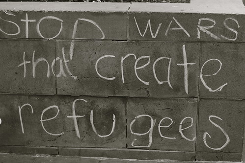 Stop Wars That Create Refugees