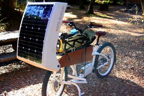 photovoltaic ebike cargobike electricbike cargobicycle solarbicycle electriccargobicycle solarpoweredbicycle ntsworks