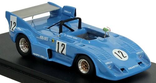 Tron BeeBop Abarth Osella PA2 Targa Florio 1974