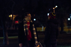 Unsilent Night 2013 (famousfeline) Tags: park night los phil angeles echo kline unsilent