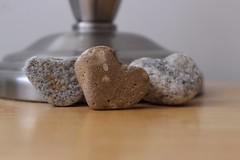 hearts (mainesandy) Tags: macro hearts rocks granite