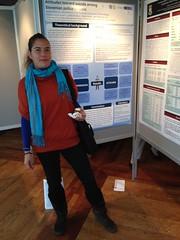 """Janina Žiberna: predstavitev posterjev raziskovalk Slovenskega centra za raziskovanje samomora • <a style=""""font-size:0.8em;"""" href=""""http://www.flickr.com/photos/102235479@N03/11657575796/"""" target=""""_blank"""">View on Flickr</a>"""