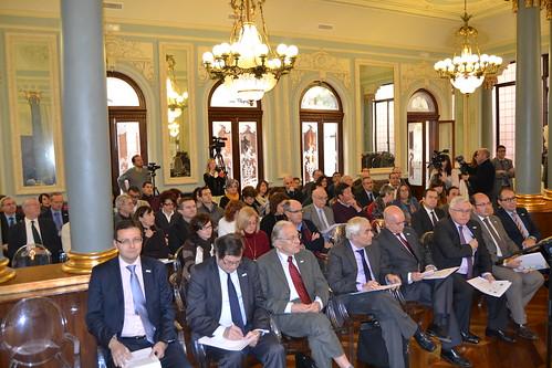 Público en 'Díalogos CMN'