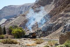 Bottom of the mountain (arcadia1969) Tags: chile trains ten railways ferronor portrorillos