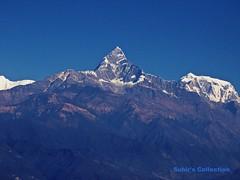 The Virgin Mountain (Subir Thapa) Tags: nepal winter snow nature beautiful beauty wonderful landscape asia natural virgin lovely himalaya pokhara nepali mountainrange machhapuchre annapurnarange naturallynepal
