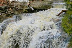 More of Charleston Falls, December 2013 9157Ri 4x7 (edgarandron - Busy!) Tags: park fall waterfall parks falls