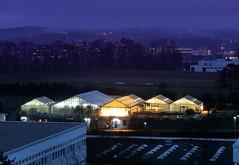 Houses of Light (CW Photographie) Tags: dawn university greenhouse tukaiserslautern