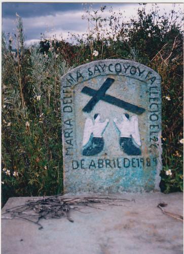 Xela cemetery