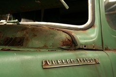 Barn find. (shurst2011) Tags: rescue classic car rust decay auction historic 80 corrosion barnfind sunbeamtalbot