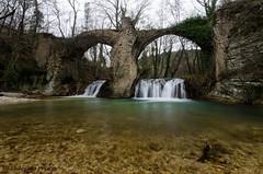 Ponte Romano sul Fiume Musone (fly spinner) Tags: nature nikon wildlife sigma lemarche fiumi sigma1020 flickraward nikond7000