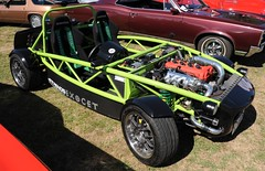 2013 Exocet built in New Zealand  - MX5 / Miata running gear (D70) Tags: new newzealand black green trends zealand nz kit 18 mazda miata mx5 kitcar mev 2014 motorama exocet 2013 hinoon 1800cc morrinsville worldcars lvvta
