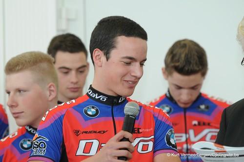 Ploegvoorstelling Davo Cycling Team (104)
