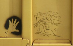 Solo Artist (The.Handicapped.Stall) Tags: train artist solo moniker