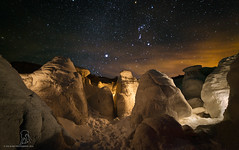 Get Sirius (jondblake) Tags: winter lightpainting night stars colorado nightscape nightshot lightpollution nightlandscape calhanpaintmines jonblakephotography jonblakephotographycom