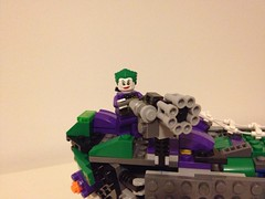 Joker and his RocketTruck (Evilyushin) Tags: dc lego batman joker superheroes