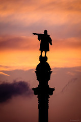 Monument to Christopher Columbus (Barcelona)