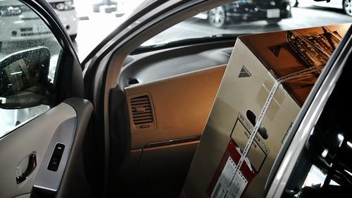 nissan air cleaner suv electronic murano yodobashi daikin ヨドバシカメラ nissanmurano ヨドバシ electronicaircleaner 空気清浄機 ダイキン