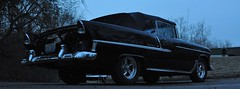 "1955 Chevy Bel-Air • <a style=""font-size:0.8em;"" href=""http://www.flickr.com/photos/85572005@N00/14176997456/"" target=""_blank"">View on Flickr</a>"