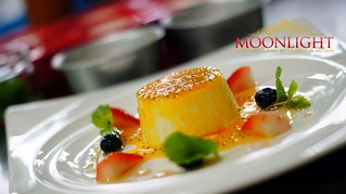moonlight Pattaya - Pannacotta Dessert 2