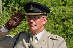 Lt Col Peter Stoddart