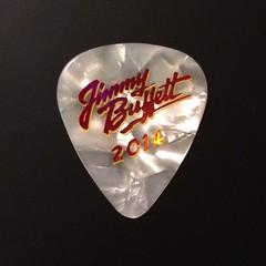 Jimmy Buffett (jasonniebaum) Tags: guitar jimmy buffett pick margaritaville plectrum coralreeferband