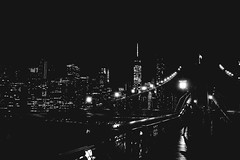 Never sleep (ronneil) Tags: newyork skyline buildings brookylnbridge