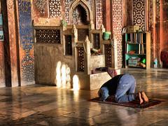 Fatephur Sikri (India) (Daniel Vinuesa) Tags: india muslim religion pray agra hdr musulman uttarpradesh mahoma fatephursikri wwwvinuesacom danielvinuesa wwwviajesparatorpescom