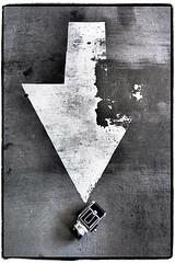 This Way to Medium Format (NoJuan) Tags: bw blackwhite hasselblad arrow digitalbw cameraportrait cameraporn digitalpen arrowsign explored ep5 micro43 microfourthirds hasselbladporn myhasselblad olympusartfilter olympusep5 hassybladporn effectedcamera