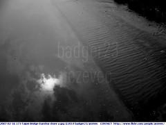 2007-02-16 173 Taipei Bridge-Danshui shore a (Badger 23 / jezevec) Tags: roc taiwan formosa 台灣 kina 臺灣 2007 jezevec 中華民國 republicofchina 섬 湾 republikken 福爾摩沙 tajwan تايوان tchajwan 타이완 тайвань đàiloan ταϊβάν republikchina thòivàn טייוואן taivāna taívan தாய்வான் تەيۋەن